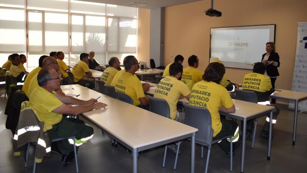 Curso de formación de Divalterra.