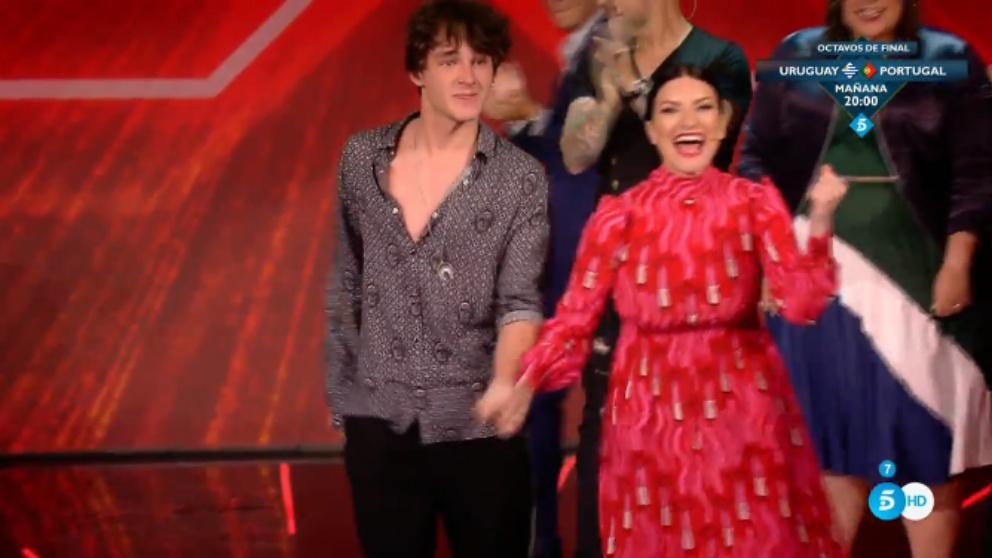 Paul pasa a la final de 'Factor X'