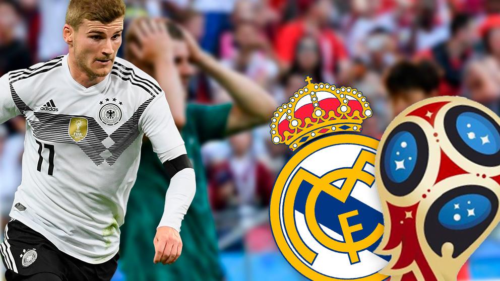 El Real Madrid sigue muy atento al futuro de Werner.