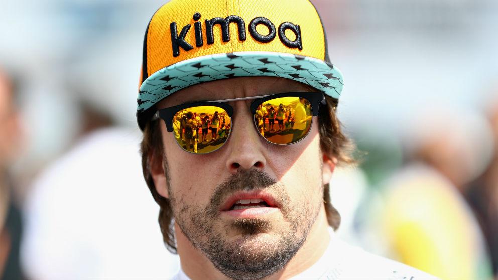 Fernando Alonso se ha mostrado contento con su desempeño en la clasificación del GP de Austria de Fórmula 1, consciente de que su McLaren no da a día de hoy para más. (Getty)