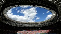 Estadio Luzhniki. (Getty))