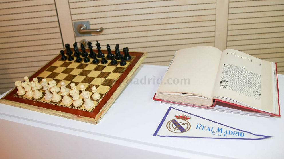 Torneo de ajedrez de la Fundación Real Madrid. (Realmadrid.com)