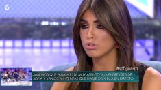 Sofía Suescun en 'Sálvame Deluxe'