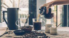 El café torrefacto  vivió su mayor época de esplendor durante la posguerra en España.