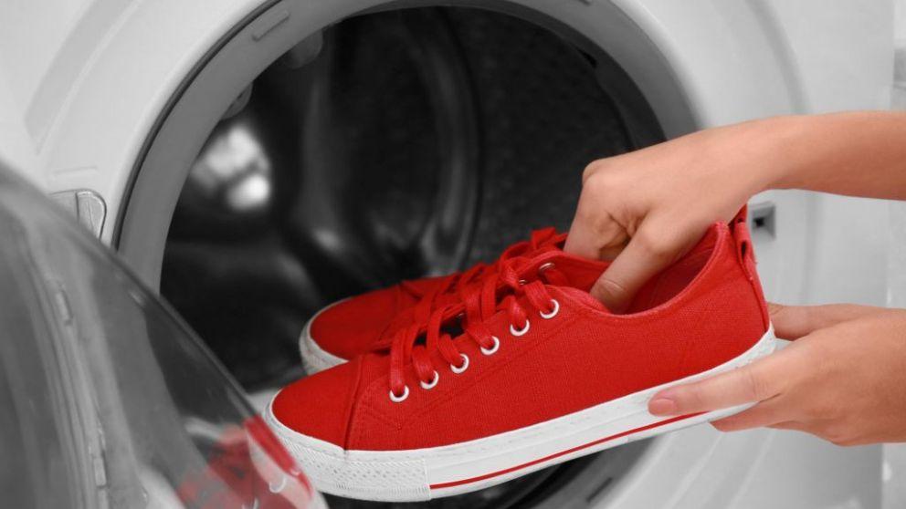 Pasos para lavar zapatos de manera correcta en la lavadora