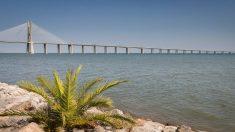 El puente más largo del mundo no es´ta en el continente europeo, se encuentra en China.
