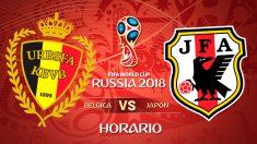 Mundial 2018: Bélgica – Japón | Horario Mundial de Rusia