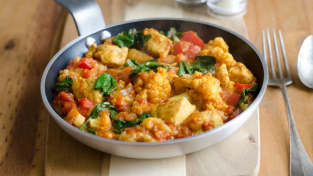 como preparar una cena saludable y facil
