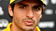 Carlos Sainz no ha podido puntuar en Austria después de sufrir todo tipo de problemas durante la carrera. (Getty)