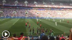 Gol de Sergio Ramos.