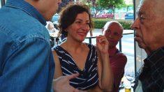 Catalina Rodríguez, alcaldesa de San Fernando. (Foto. TW)
