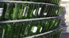 La sidra, una bebida que se debe escanciar