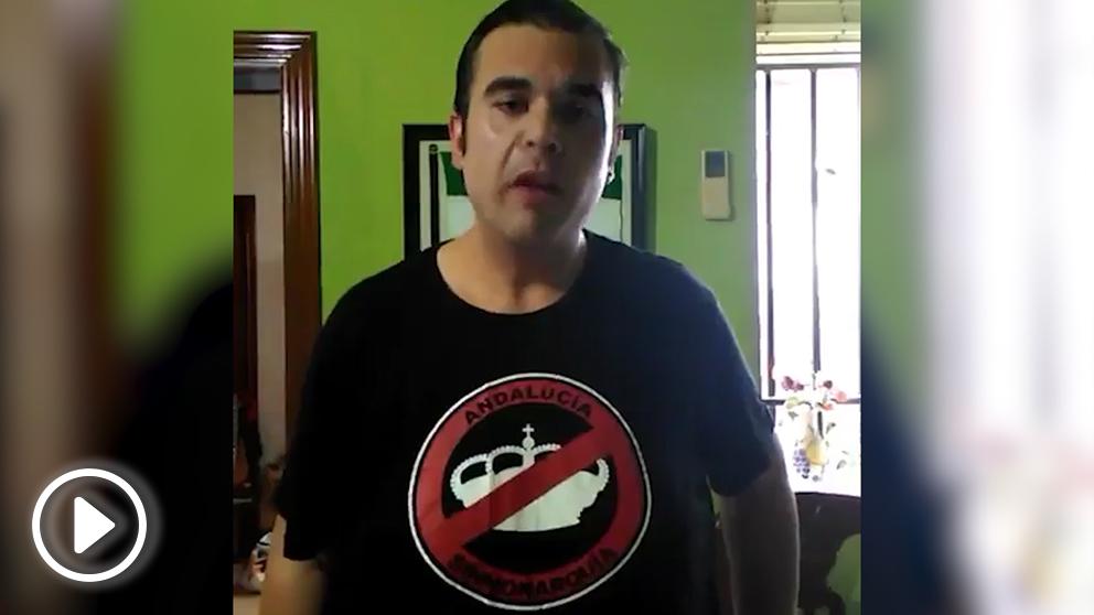 Óscar Reina, el Pancetas.