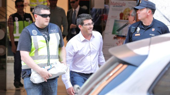 PSOE caso Alquería