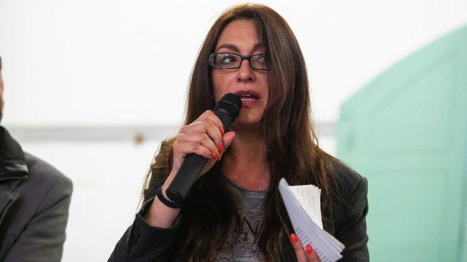 Sol Sánchez. (Foto. IU)