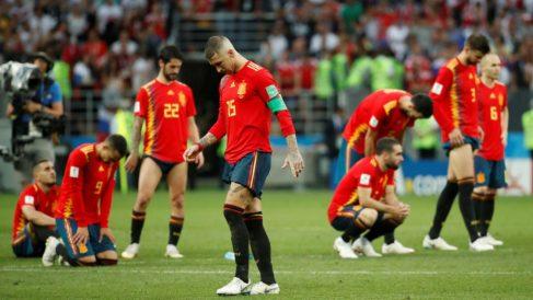 El Mundial de Fútbol sube audiencias en Telecinco