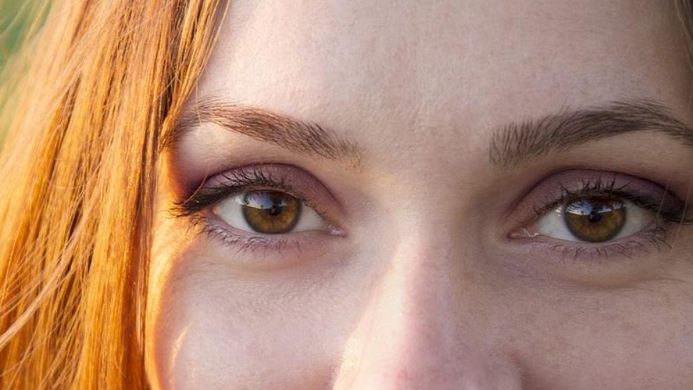 tic en los ojos