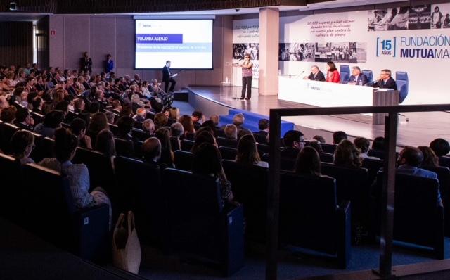 Acto XV aniversario Fundación Mutua Madrileña