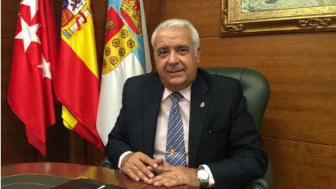 El alcalde de Ciudadanos en Arroyomolinos, Carlos Ruipérez