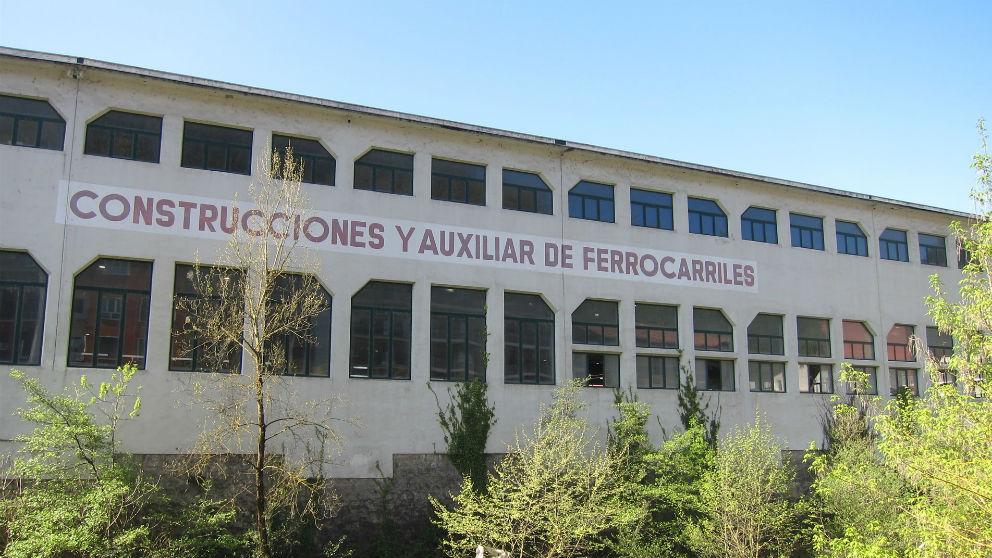 Construcciones y Auxiliar de Ferrocarriles (Foto: EP)