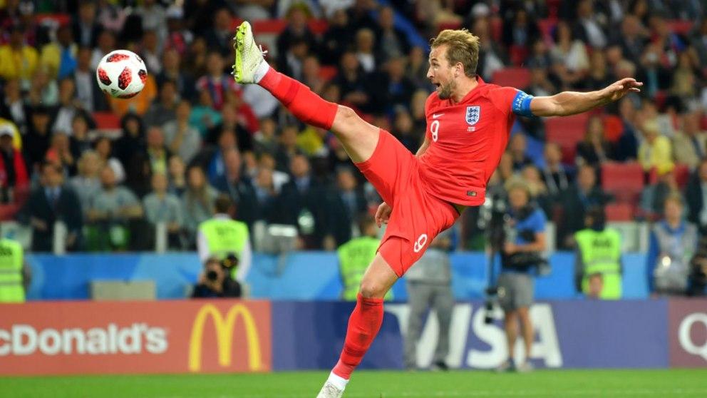 Harry Kane (Getty) | Colombia-Inglaterra, en directo | Mundial 2018