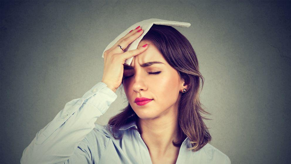 Descubre aquí cómo saber si tienes fiebre sin termómetro