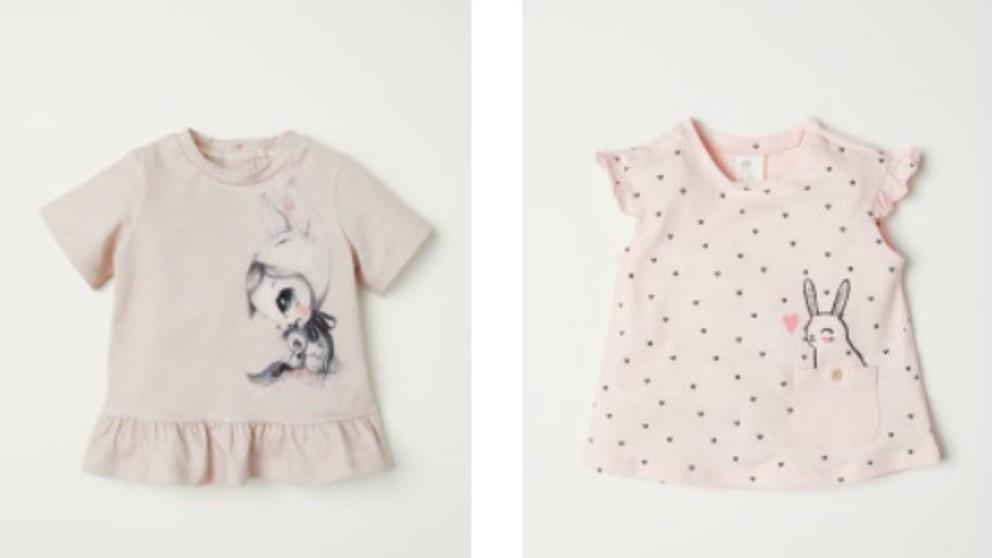 Conoce la colección de H&M para bebé de cara al verano