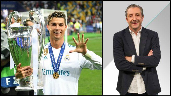 Pedrerol asegura que el Real Madrid venderá a Cristiano Ronaldo a la Juventus por 100 millones de euros