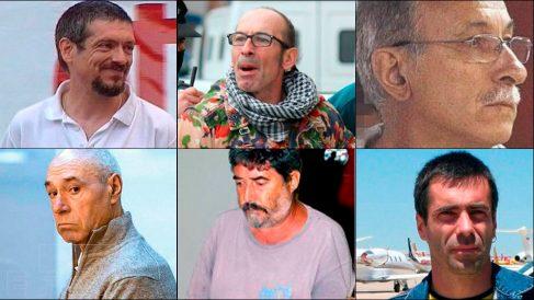 Los 6 primeros etarras que Marlaska acercará a prisiones vascas
