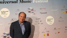 Hans Zimmer actúa este martes en el Teatro Real