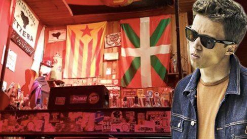 El pub proetarra de Santiago de Compostela donde Errrejón tuvo el altercado