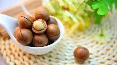 Las famosas nueces de macadamia.