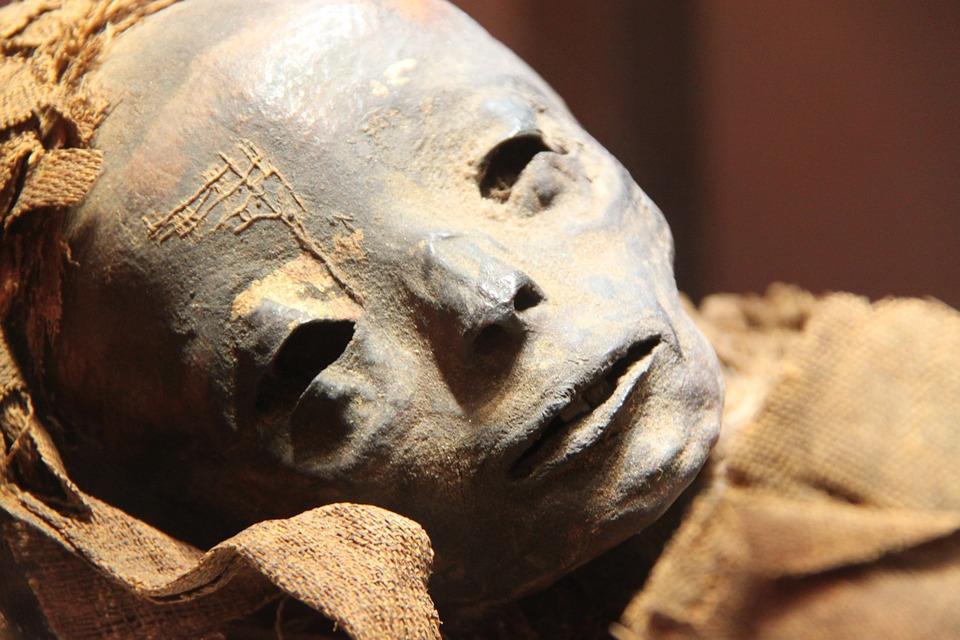 La momificación egipcia, una demostración de su avanzada cultura.