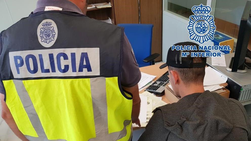 Agentes de la Policía Nacional. (Foto: Ministerio del Interior)