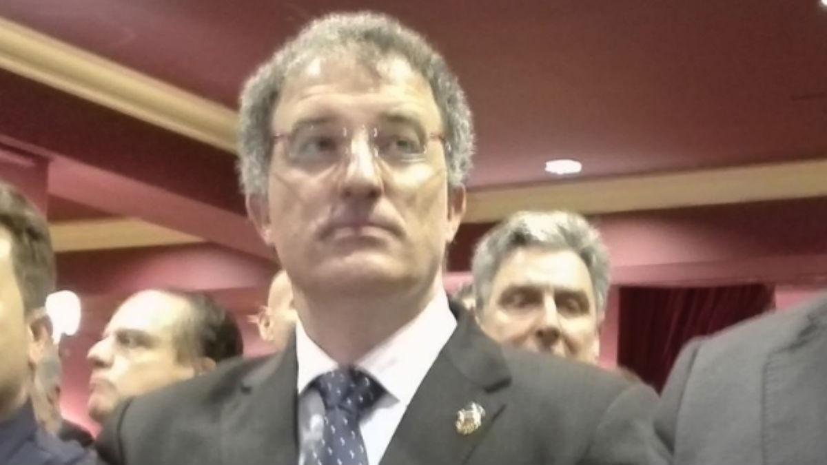 Arsenio García, alcalde de Astorga (RRSS).