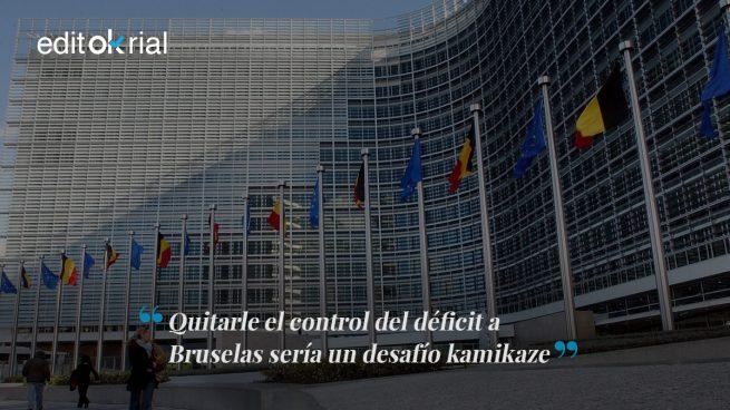 ¿Acaso quieren sacarnos del euro?