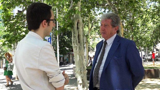 El enterrador de Franco a OKDIARIO: «Hacer una exhumación en verano no es frecuente»