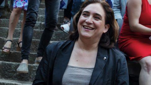 La alcaldesa Ada Colau. (Foto. Barcelona)