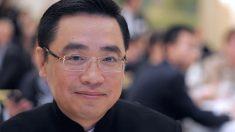 Wang Jian, presidente del grupo HNA (Foto: AFP)