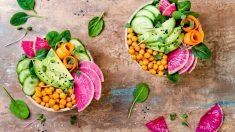 5 recetas de Ensaladas de verano fáciles, rápidas y originales