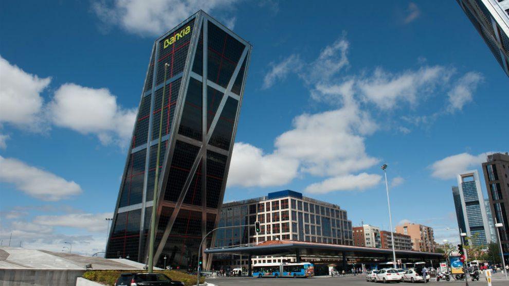 Torre de Bankia (Foto: EP)