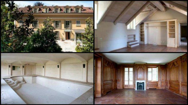 As ser a la espectacular casa de cristiano ronaldo en tur n - Casa de cr7 en madrid ...