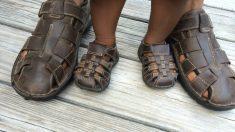 Consejos para comprar las sandalias a tus hijos