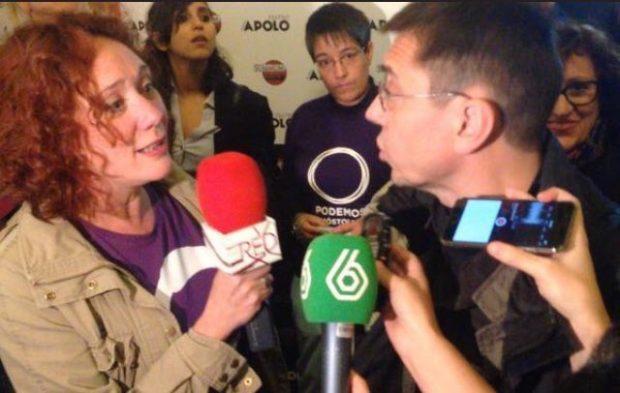 Fallarás se hizo un 'Cifuentes': la consejera podemita de RTVE se jacta de robar en supermercados