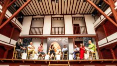 Presentación del Festival Internacional de Teatro Clásico de Almagro. (Foto: EFE)