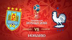 El Uruguay-Francia de cuartos de final del Mundial promete emociones fuertes.