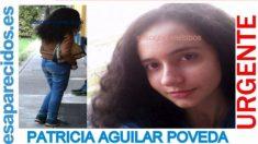 La joven encontrada en Perú (RRSS).