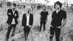 Luis Rodríguez, Abraham Boba, César Verdú y Eduardo Baos forman la banda indie León Benavente.