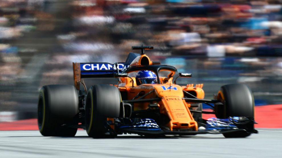 McLaren vive en una constante crisis de la que cada vez parece más complicado que salga. El último en caer ha sido Eric Boullier. (Getty)