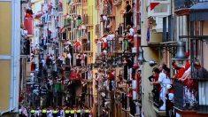Balcones de Pamplona para no perderse los San Fermines